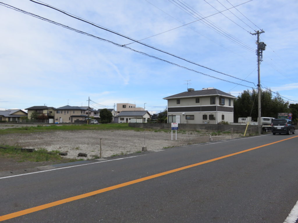 吉田町神戸売物件(事業用地)