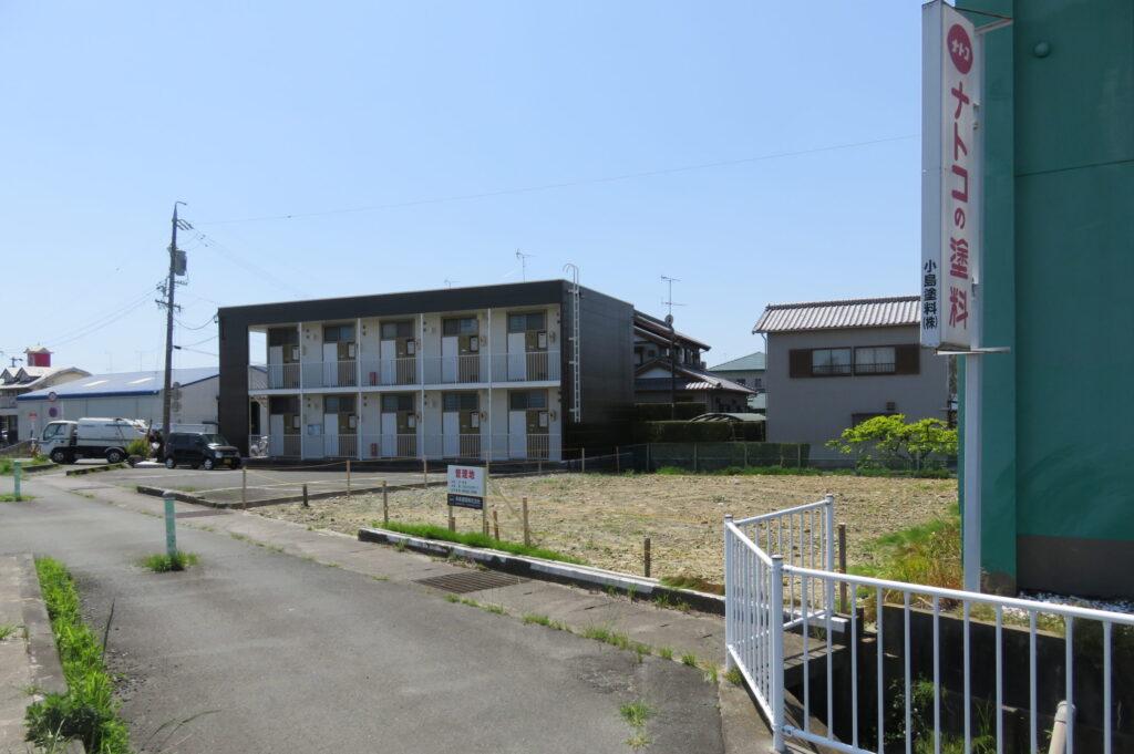 売地 浜松・安松町